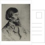 Portrait of the artist Viktor Vasnetsov by Ilya Yefimovich Repin