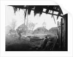 The Soviet army counter-attacks. Late October, 1941. Tarutino, Kaluga region by Anonymous