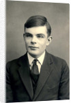 Alan Turing by Anonymous