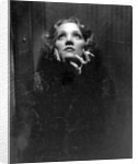Marlene Dietrich in the film Shanghai Express by Anonymous