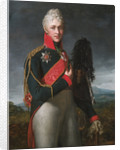 Portrait of Arkadi Alexandrovich Suvorov, Count Rymniksky, 1805 by Jean Laurent Mosnier
