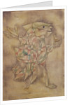 Fool in Trance (Narr in Trance), 1929 by Paul Klee