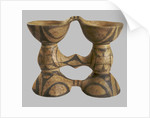 Binocular-Form Vessel, 4250-3850 BC by Prehistoric Russian Culture