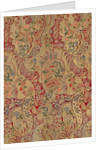 Fragment of Silk Cloth, Early 17th cen by West European Applied Art