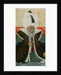 Bayezid II, Sultan of the Ottoman Empire, c. 1710 by Abdulcelil Levni