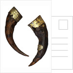 Drinking horns by Ancient Russian Art