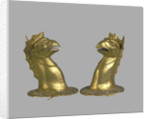 Decorative Cover Pieces, 4th-3th century BC by Scythian Art