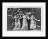 Bronislava Nijinska, Olga Khohlova, and Lyubov Chernyshova in the Ballet Laprès-midi dun faune (Th by Anonymous