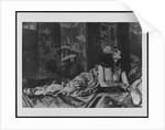 Ida Rubinstein as Zobeide in the ballet Scheharazade by N. Rimsky-Korsakov, 1910 by Anonymous
