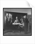 Han van Meegeren painting Jesus Among the Doctors, 1945 by Anonymous
