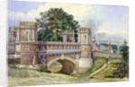 Tsaritsyno, 1896 by A.N. Golitsyn
