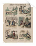 The Story of a Christmas tree, Second Half of the 19th century by Anonymous