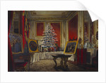 Queen Victorias Christmas Tree, 1850 by James Roberts
