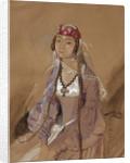 Portrait of Countess Marta Sologashvili, Princess Eristavi, 1840-1842 by Grigori Grigorievich Gagarin