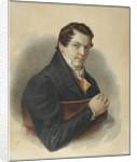Portrait of Decembrist Mikhail Naryshkin, 1832 by Nikolai Alexandrovich Bestuzhev