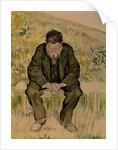 Workless, c. 1890 by Ferdinand Hodler