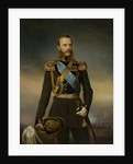 Portrait of Grand Duke Michael Nikolaevich of Russia, Early 1860s by Anonymous