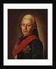 Portrait of Alexey Mikhailovich Obrezkov, 1770s by Anonymous