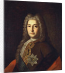 Portrait of Count Heinrich Johann Friedrich (Andrei) Ostermann, Late 18th century by Anonymous
