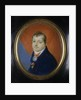 Portrait of Sergei Savvich Yakovlev, 1810s by Anonymous