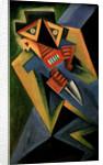 Fantomas, 1918 by Josef Capek
