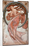 Dance by Alfons Marie Mucha