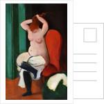 Toilet, 1924 by Rudolf Kremlicka