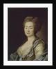 Portrait of Anna Dorothea Louise Schmidt, née Baroness Klossen, c. 1785 by Dmitri Grigorievich Levitsky