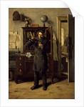 Teacher Drunkard, 1882 by Anton Eduard Müller