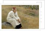 Larin Paraske, 1893 by Albert Gustaf Aristides Edelfelt