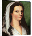 Portrait of Giulia Gonzaga, 16th century by Sebastiano del Piombo