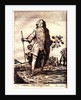 The Chief Druid (from Mona Antiqua Restaurata), 1723 by Henry Rowlands