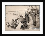 Trip of Alexander III in the Gulf of Finland, 1883-1888 by Gunnar Fredrik Berndtson