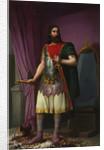 Egica, Visigoth King, 1853 by Carlos María Esquivel y Rivas