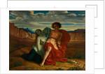 The Torture of Mezentius, 1864 by Louis Janmot