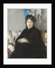 Portrait of Madame Edma Pontillon, née Morisot, 1871 by Berthe Morisot