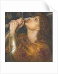 Joan of Arc, 1864 by Dante Gabriel Rossetti