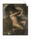 Neck (Näcken), 1882 by Ernst Josephson