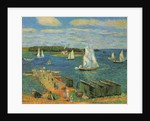 Mahone Bay, 1910 by William James Glackens