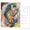 Untitled Improvisation III, 1914 by Wassily Vasilyevich Kandinsky