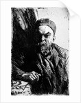Portrait of the Poet Paul Verlaine, 1895 by Anders Leonard Zorn