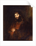 Christ with Arms Folded, 1656-1661 by Rembrandt van Rhijn