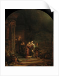 The Visitation, 1640 by Rembrandt van Rhijn
