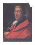 Portrait of Ignazio Brocchi, Second Half of the 18th century by Anonymous