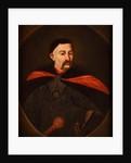 Portrait of John III Sobieski, King of Poland and Grand Duke of Lithuania, 1720 by Anonymous