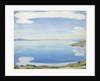 Lake Geneva seen from Chexbres, 1904 by Ferdinand Hodler