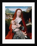 Virgin and Child, c. 1490 by Gerard David