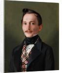 Portrait of Vladimir Ivanovich Benkendorf, 1845 by Fyodor Andreevich Tulov
