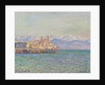 Antibes, Le Fort, 1888 by Claude Monet