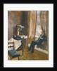 Andreas Reading by Edvard Munch